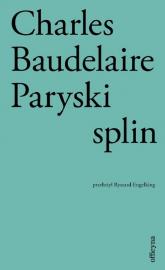 Paryski splin - Charles Baudelaire | mała okładka