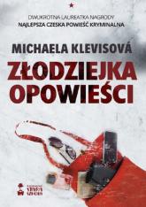 Złodziejka opowieści - Michaela Klevisova | mała okładka