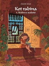 Kot rabina 9 Królowa szabatu - Joann Sfar | mała okładka