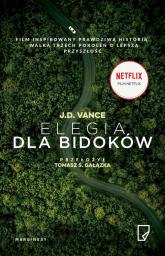 Elegia dla bidoków - J.D. Vance | mała okładka