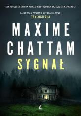 Sygnał - Maxime Chattam   mała okładka