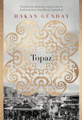 Topaz - Hakan Gunday | mała okładka