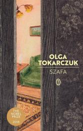 Szafa - Olga Tokarczuk | mała okładka