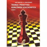Teoria i praktyka końcówek szachowych. Część 1 - A. Panczenko   mała okładka