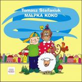 Małpka Koko i inne wierszyki dla (nie)grzecznych dzieci - Tomasz Stefaniuk | mała okładka