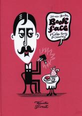 Bookface Księga twarzy pisarzy - Tomasz Broda | mała okładka