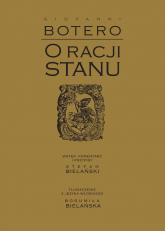 O racji stanu - Giovanni Botero | mała okładka