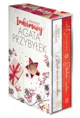 Pakiet imbirowy Siedem cudów / Bądź moim światłem - Agata Przybyłek | mała okładka