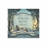 Siedem łóżek malutkiej popielicy - Susanna Isern | mała okładka