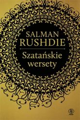 Szatańskie wersety - Salman Rushdie | mała okładka