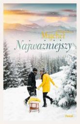 Najważniejszy - Magdalena Majcher   mała okładka