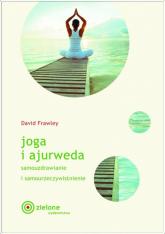 Joga i ajurweda - David Frawley | mała okładka