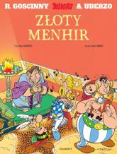Asteriks Złoty Menhir -  | mała okładka