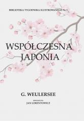 Współczesna Japonia - Georges Weulersse | mała okładka