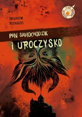 Pan Samochodzik i uroczysko - Zbigniew Nienacki | mała okładka