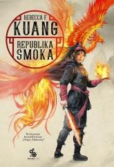 Republika smoka - Kuang Rebecca F. | mała okładka