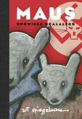 Maus Opowieść ocalałego - Art Spiegelman | mała okładka
