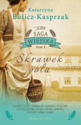 Skrawek pola - Kasia Bulicz-Kasprzak | mała okładka