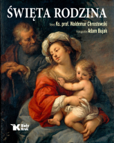 Święta Rodzina - Waldemar Chrostowski | mała okładka
