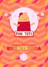 Pan Toti 1 Kolorozadanka - Gara Sorn | mała okładka