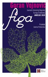 Figa - Goran Vojnović | mała okładka