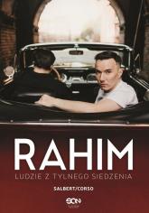 Rahim Ludzie z tylnego siedzenia - Salbert Sebastian, Corso Przemysław | mała okładka