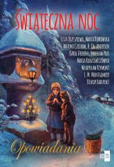Świąteczna noc Opowiadania -    mała okładka