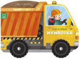 Świat na kółkach Wywrotka - Bogusław Michalec   mała okładka