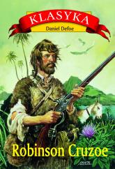 Robinson Cruzoe - Daniel Defoe | mała okładka