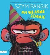Szym Pansik ma własne zdanie - Suzanne Lang | mała okładka