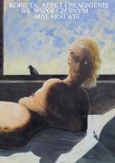 Kobieta afekt i pragnienie we współczesnym malarstwie -  | mała okładka