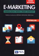 E-marketing Współczesne trendy. Pakiet startowy -  | mała okładka