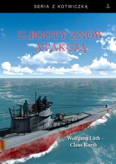 U-booty znów atakują - Luth Wolfgang, Korth Claus | mała okładka