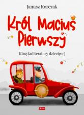 Król Maciuś I - Janusz Korczak | mała okładka