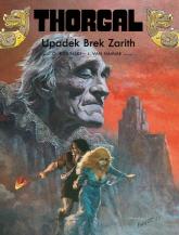 Thorgal Upadek Brek Zarith - Van Hamme Jean | mała okładka