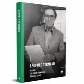 Leopold Tyrmand pisarzczłowiek spektaklu świadek epoki - zbiorowa praca | mała okładka