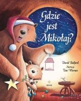 Gdzie jest Mikołaj?  - David Bedford, Tim Warnes   mała okładka