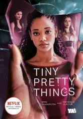 Tiny Pretty Things - Charaipotra Sona, Clayton Dhonielle   mała okładka