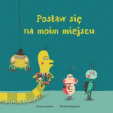 Postaw się na moim miejscu - Susanna Isern | mała okładka