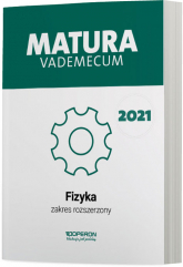 Fizyka Matura 2021 Vademecum Zakres rozszerzony - Chełmińska Izabela, Falandysz Lech | mała okładka