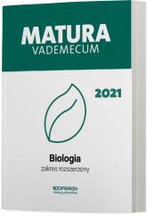 Biologia Matura 2021 Vademecum Zakres rozszerzony - Betleja Laura, Falkowski Tomasz, Jakubik Beata | mała okładka