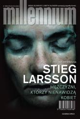 Mężczyźni, którzy nienawidzą kobiet - Stieg Larsson | mała okładka
