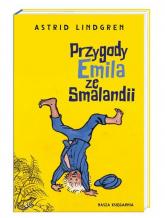 Przygody Emila ze Smalandii - Astrid Lindgren | mała okładka