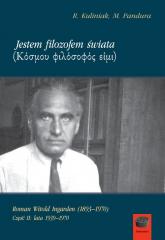 Jestem filozofem świata Część 2 - Kuliniak Radosław, Pandura Mariusz | mała okładka