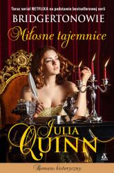 Miłosne tajemnice - Julia Quinn   mała okładka