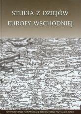 Studia z dziejów Europy Wschodniej -  | mała okładka