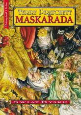 Maskarada - Terry Pratchett | mała okładka