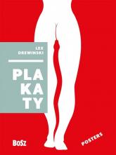 Drewiński Plakaty Posters -    mała okładka