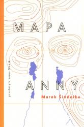 Mapa Anny - Marek Sindelka | mała okładka