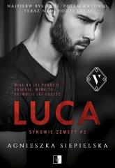 Luca - Agnieszka Siepielska | mała okładka